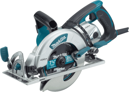 Makita 5477NB 7.25-Inch 15-Amp Worm Drive Hypoid Saw