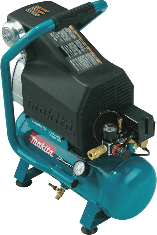 Makita MAC700 2.6 Gallon 2.0 HP Air Compressor