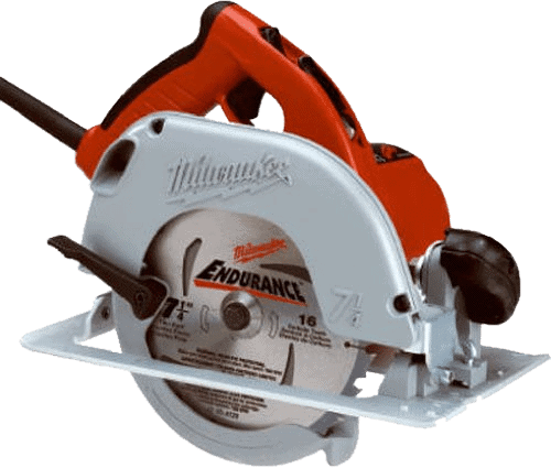 Milwaukee 6390-21 7.25-Inch 15-Amp Circular Saw 10.4 Lbs