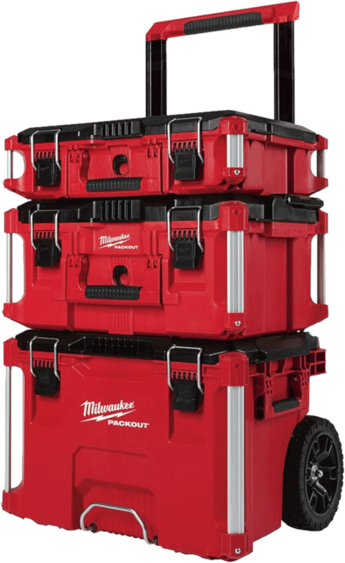 Milwaukee Rolling Modular Tool Box Stackable Storage System 20-Inch