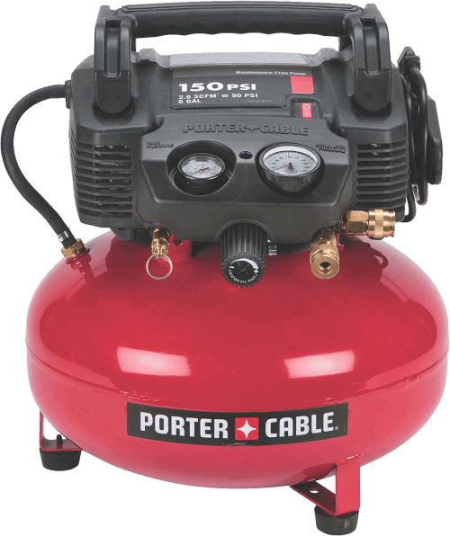 PORTER-CABLE C2002-WK Oil-Free Portable Air Compressor