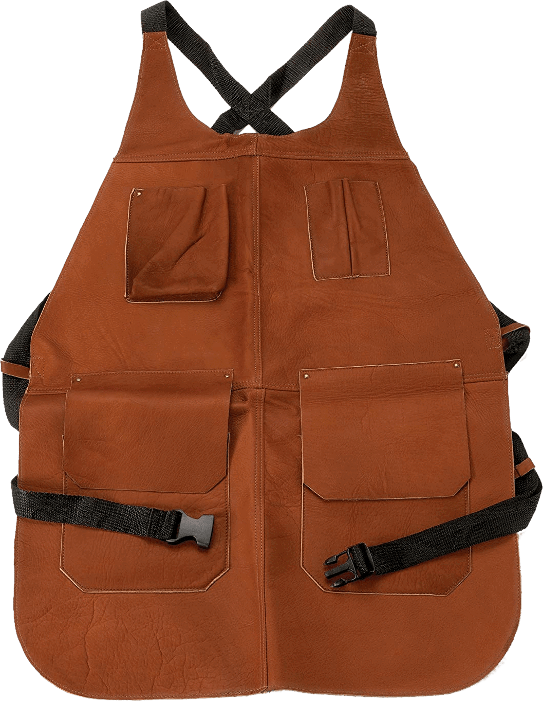 Pinnacle Leather Woodworking Apron