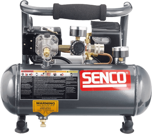 Senco PC1010 1HP 1 Gallon Portable Air Compressor