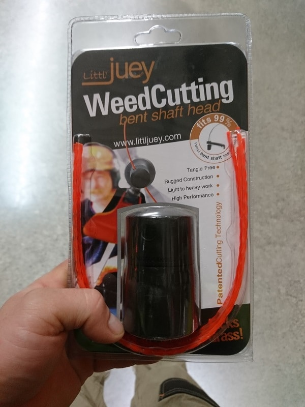 Battery powered weed eater review