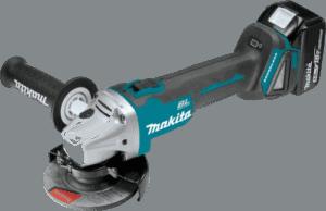 Makita XAG04Z 18V 4.5 Inch Cordless Angle Grinder Brushless Kit