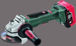 Metabo 18V 4.5 Inch Angle Grinder 5.5Ah Kit