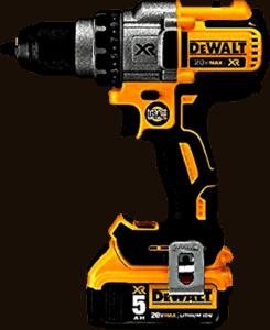 DEWALT DCD991P2 20V Brushless Cordless Drill Driver 5.0Ah Kit