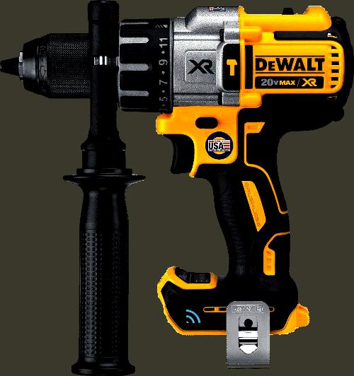 DEWALT DCD997B Brushless Cordless Hammer Drill Kit Bluetooth