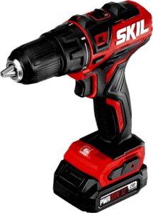 SKIL PWRCore 12 Brushless Cordless Drill Driver Kit