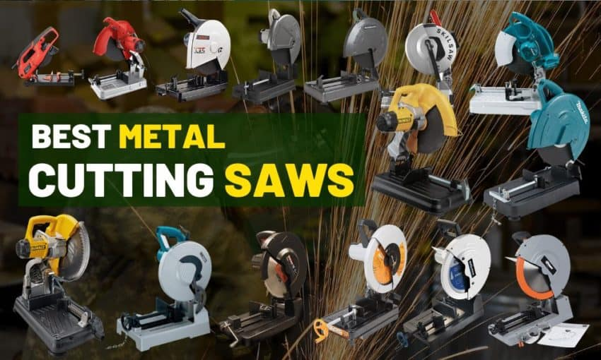 Best Metal Cutting Chop Saw Review