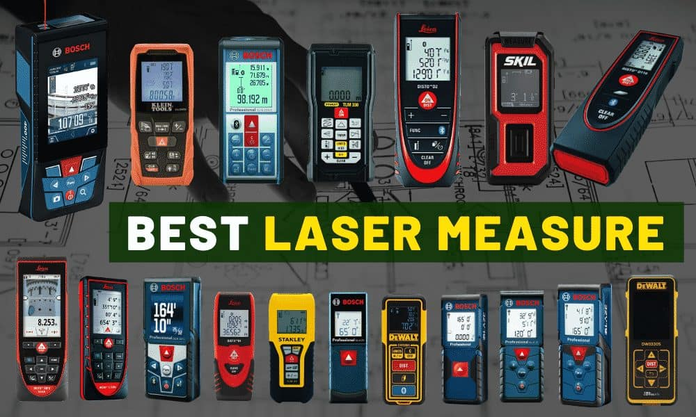 Laser tape measure reviews | Leica vs Dewalt vs Bosch?