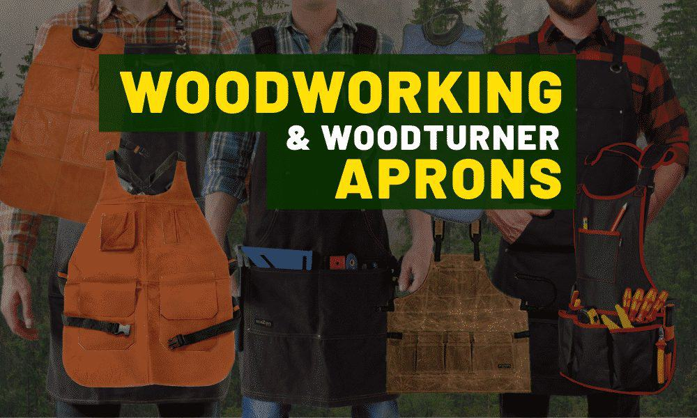 Woodworking apron reviews | Waxed canvas. vs Work leather shop aprons