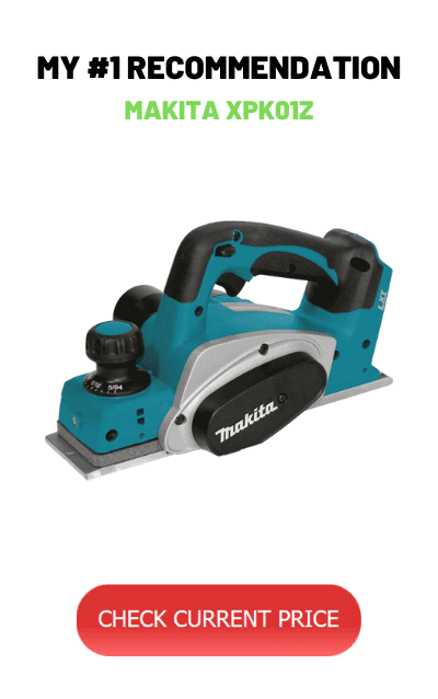 Best Cordless Electric Planer To Buy