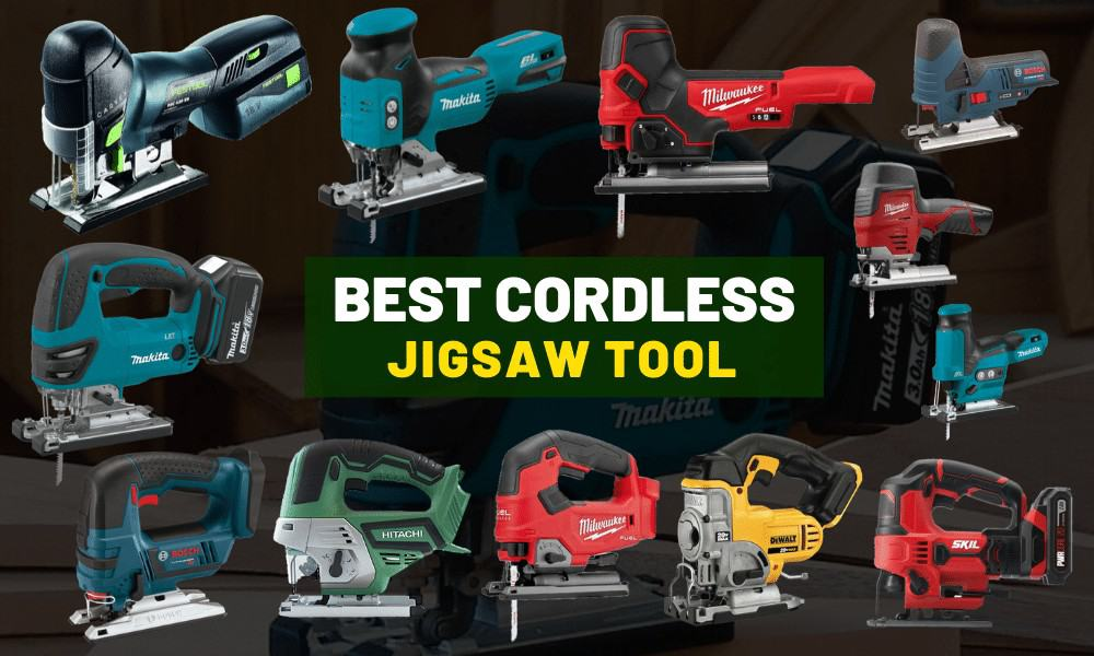 Best cordless jigsaw tool [For building & woodworking]