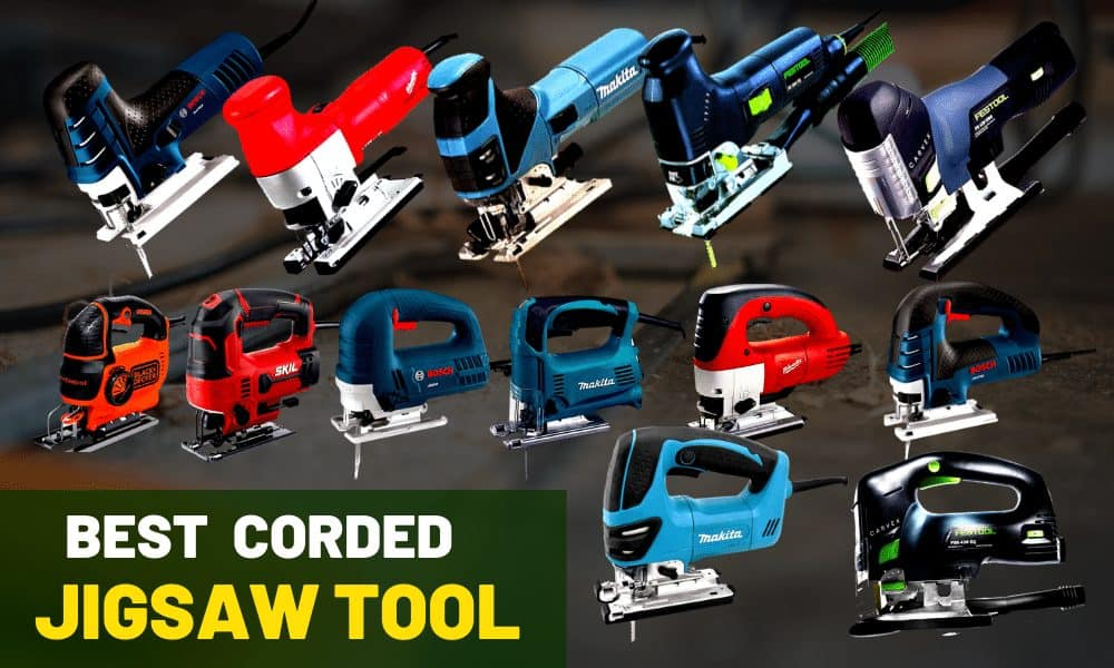 Best corded jigsaw tool [For woodworking]