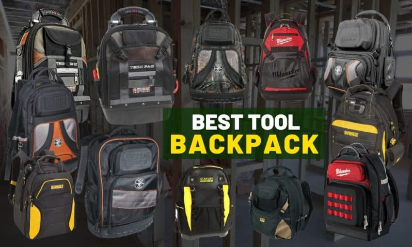 Best Tool Backpack Review 1