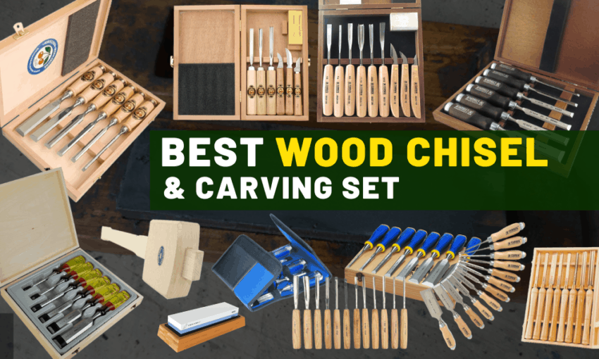 Best Wood Chisel Set Review
