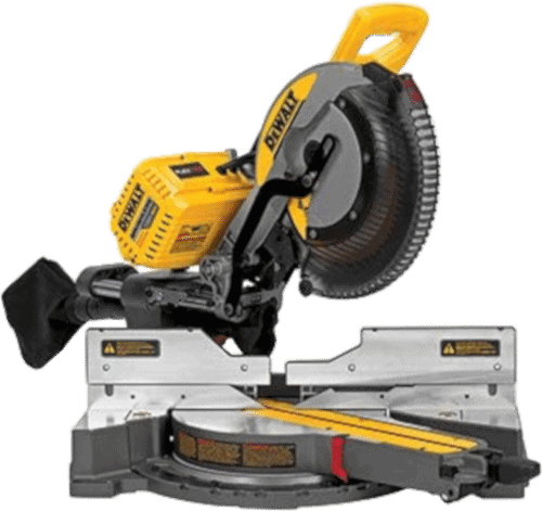 DEWALT DHS790AT2 FLEXVOLT Corded And Cordless 12 Inch Compound Miter Saw