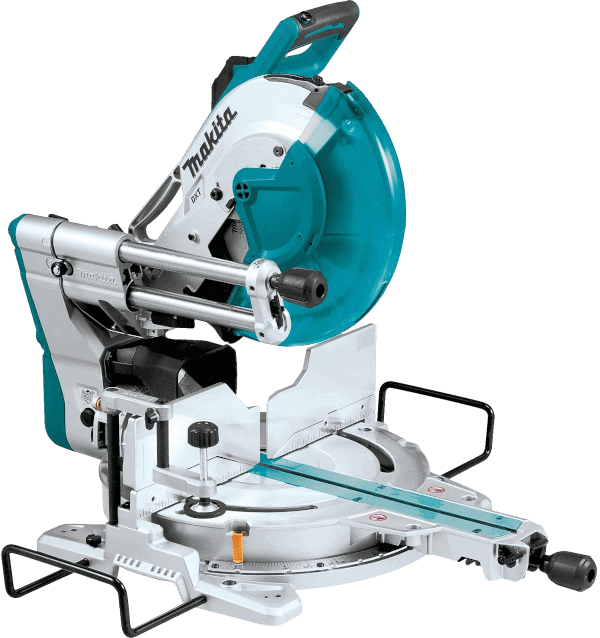 Makita LS1219L Sliding Compound Miter Saw with Laser