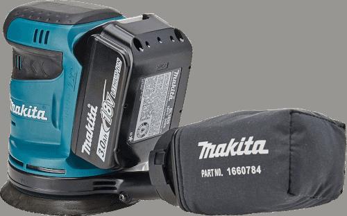 Makita XOB01Z 18VCordless Orbital Palm Sander