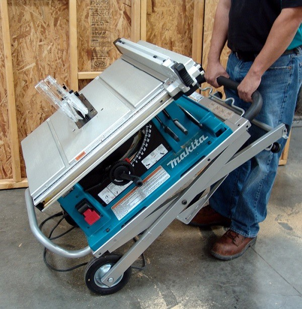 Portable Makita Table Saw