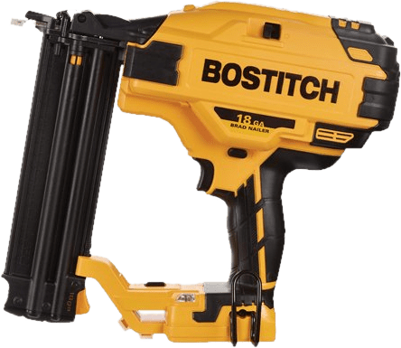 BOSTITCH BCN680B Cordless Straight Brad Nailer 18 Gauge