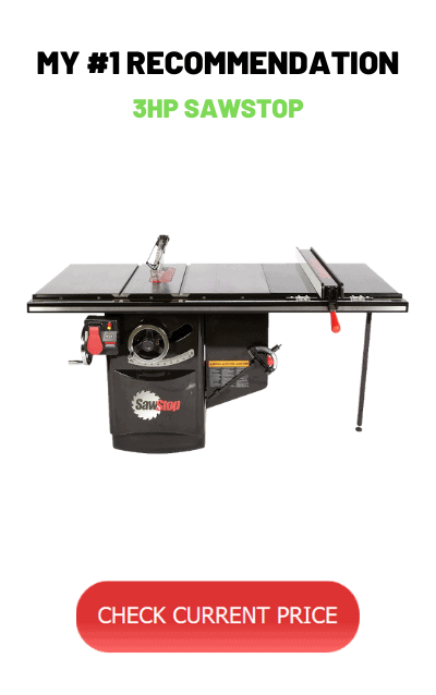 Best Cabinet Table Saw To Buy
