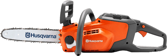 Husqvarna 40V Battery Powered Chainsaw 10 8lbs 14 Inch Bar