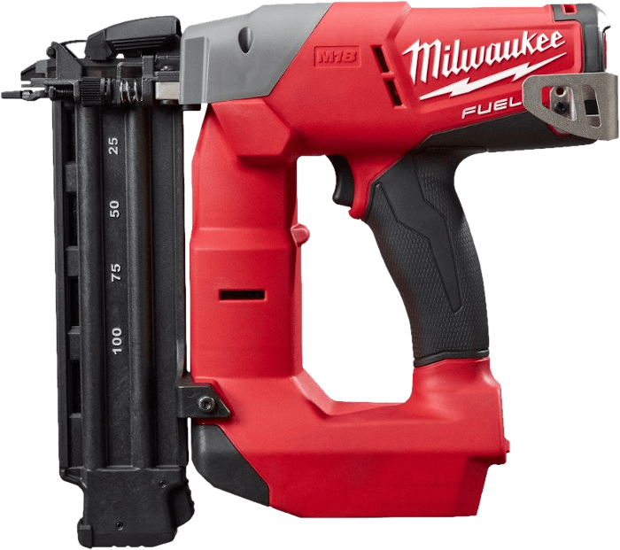 Milwaukee 2746 20 Straight Brad Nailer 18 Gauge