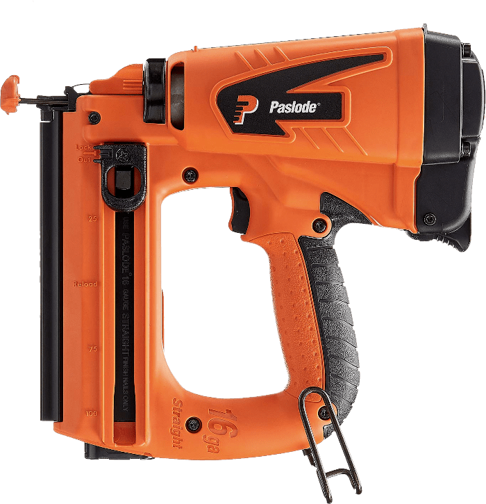 Paslode 916000 Straight Fuel Powered Finish Nailer 16 Gauge