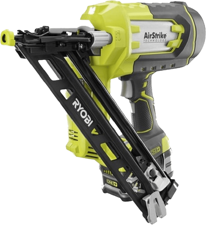 Ryobi P330 Angled Finishing Nailer 15 Gauge