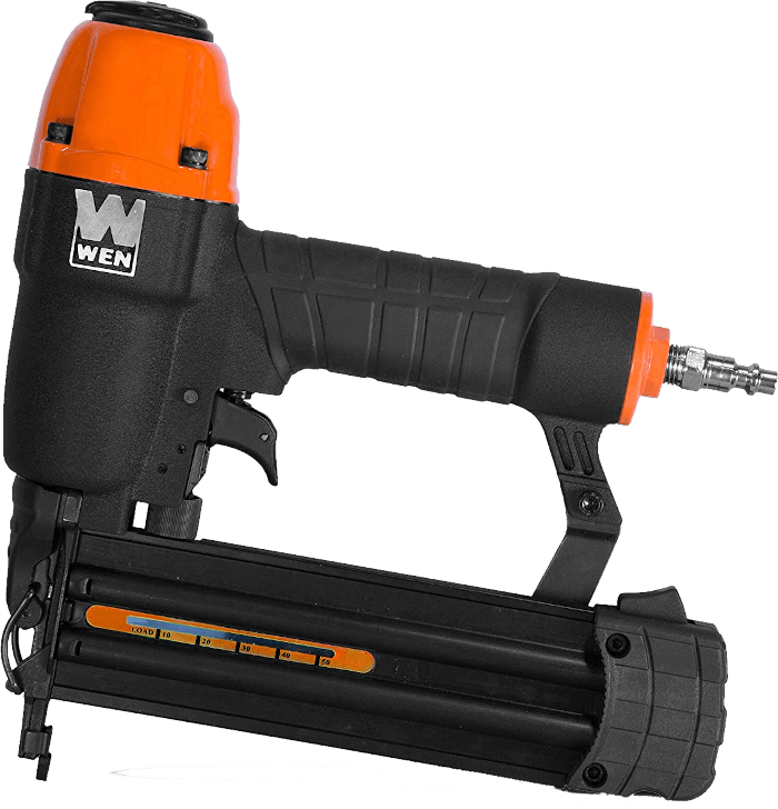 WEN 61721 DIY Air Powered Straight Brad Nailer 18 Gauge