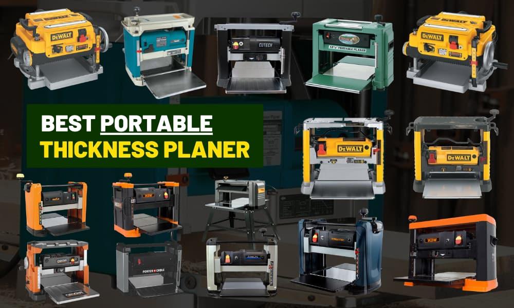 Portable thickness planer reviews | The Makita 2012nb benchtop?