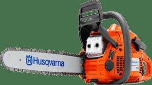 Husqvarna 445e II Gas Chainsaw 18 Inch Bar 50 2cc