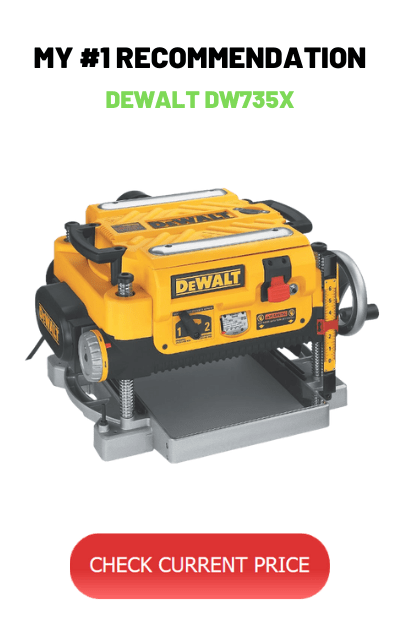 Reccomended Thickness Planer To Buy
