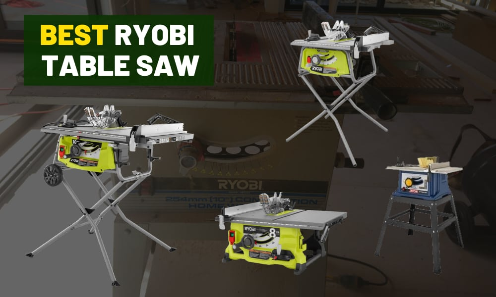 Best Ryobi table saw | Review for DIY