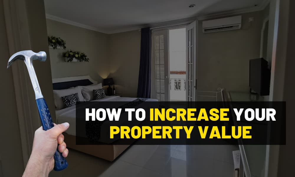 How to increase your property value | With modern home improvements