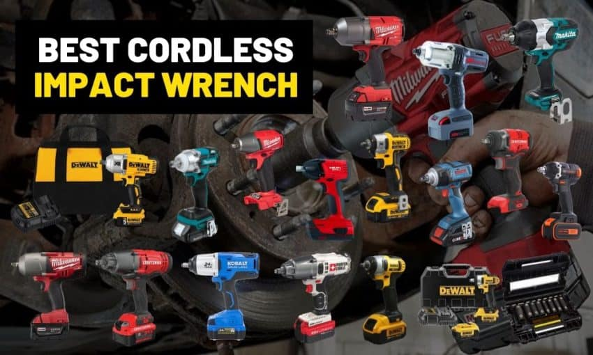 Best cordless impact wrench review