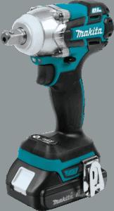 Makita XWT11R LXT 3 2lbs 210 ft lbs impact wrench