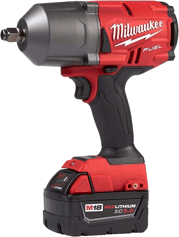 Milwaukee 2767 21 M18 Fuel Gen 5 9lbs 1 000 ft lbs cordless impact wrench