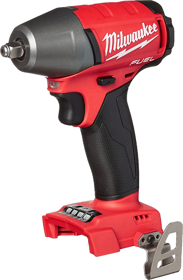 Milwaukee M18 Fuel 2754 22 2 5lbs 210 ft lbs impact wrench