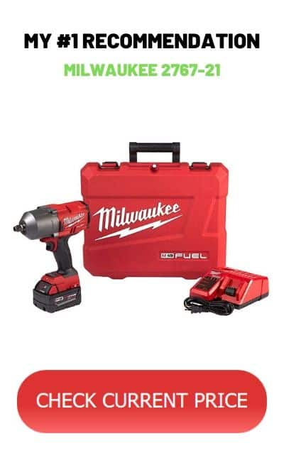 Recommended best cordless impact wrench