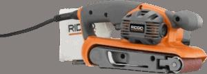 Ridgid R2740 3x18 6 5 amp Belt sander