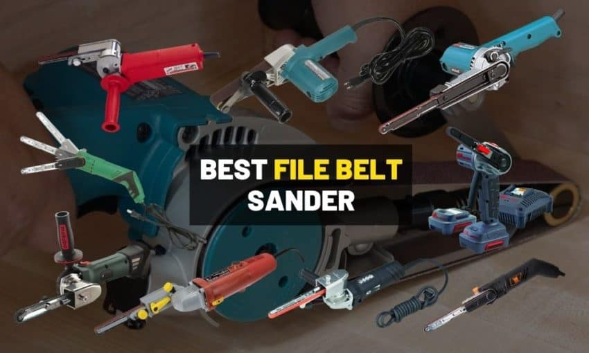 Best file belt sander reivew