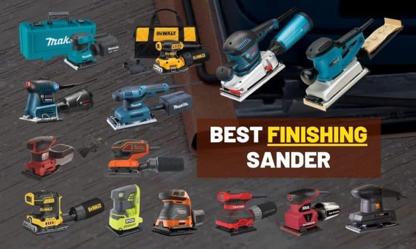 Best finishing sander review