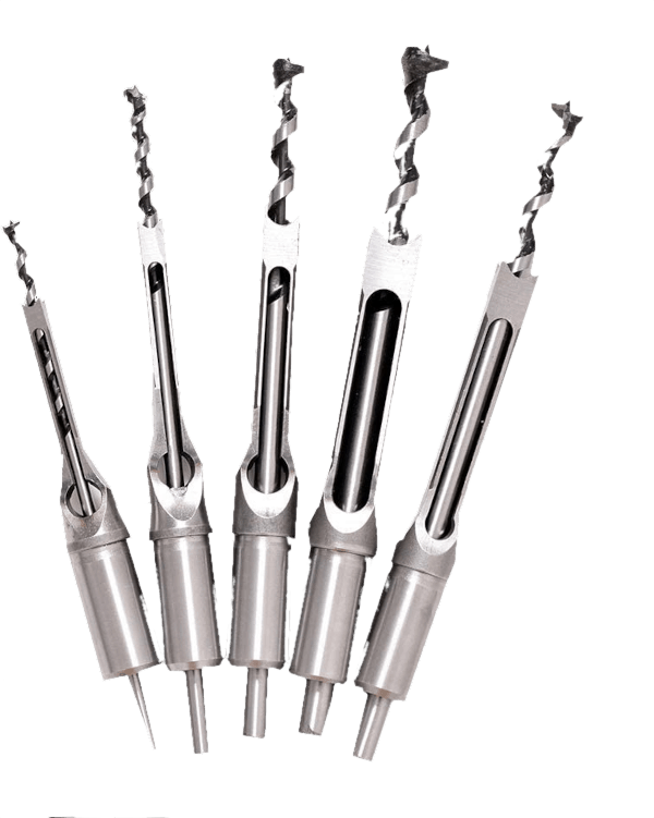 New Hope 5pcs HSS Mortising drill bits
