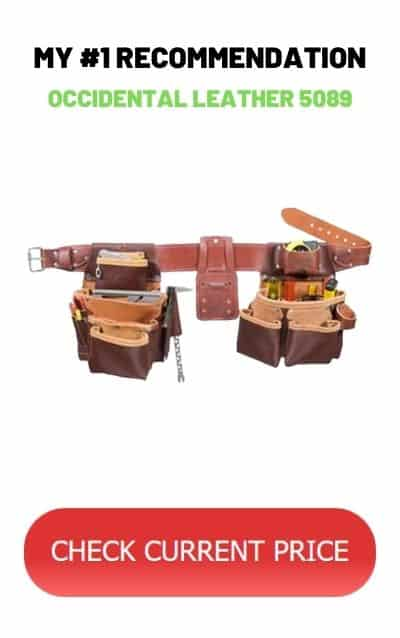 Recommend best tool belt to buy