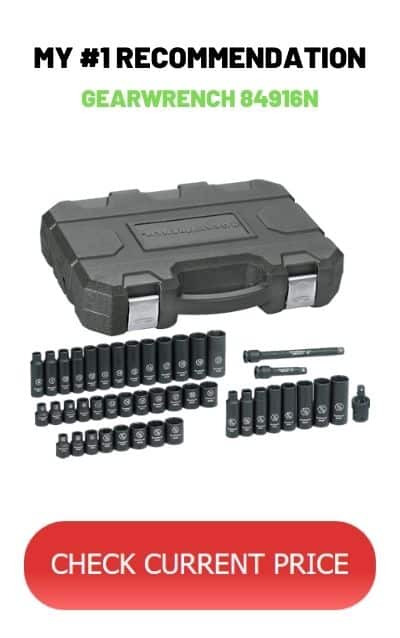 Recommended best 3 8 inch impact socket set