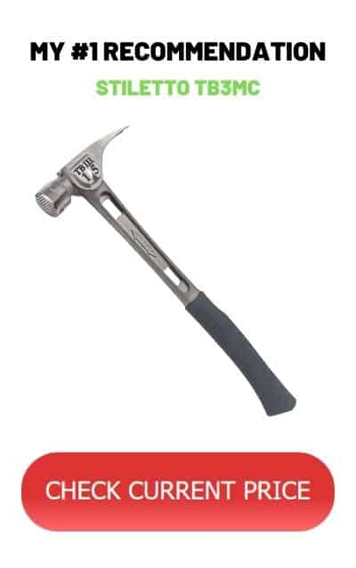 Recommended best Stiletto hammer to buy