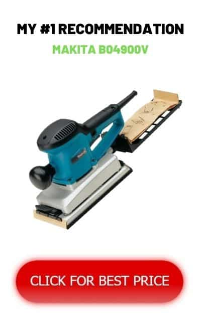 Recommended best finishing sander to buy